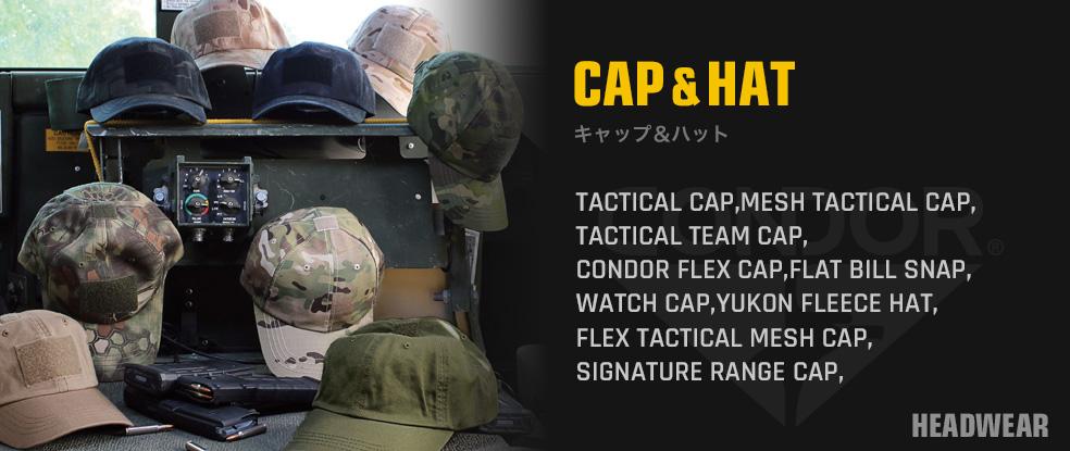 CAP   WH-トレード ミリタリー・軍用品輸入代理店